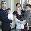 米国ニュージャージー州出身 大龍寺住職と結婚 二男二女の母 三浦グレッチェン